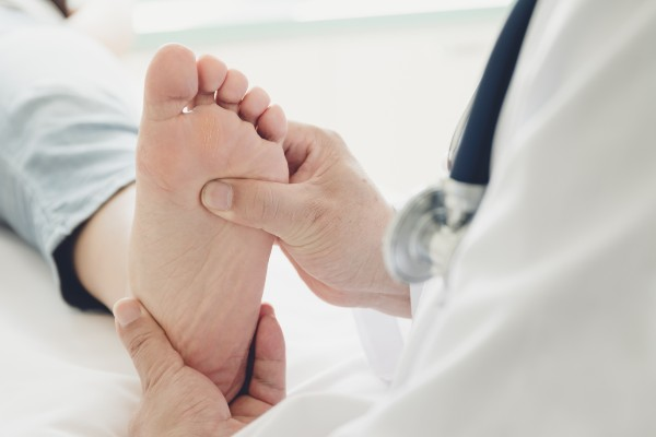Podiatry Referral